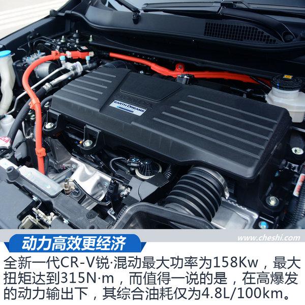 同级别中的唯一 全新一代CR-V锐·混动都有啥不同-图7