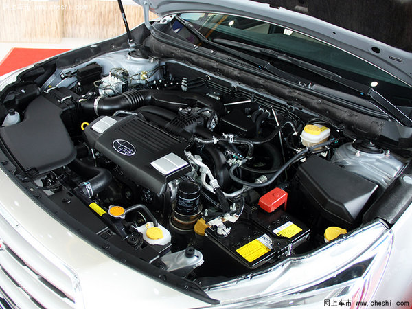 斯巴鲁傲虎部分车型优惠高达2万 有现车-图8