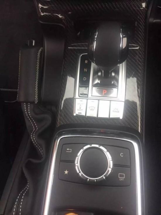 17款奔驰G500港口4X4 现车360万拉风驾驭-图8