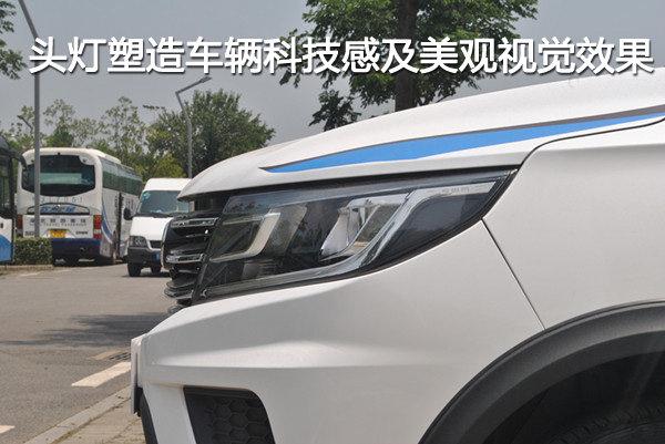 城市7座SUV新选择 全新SWM斯威X3实拍-图5
