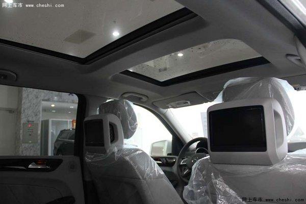 16款奔驰GL350   豪华越野车的霸主地位-图9