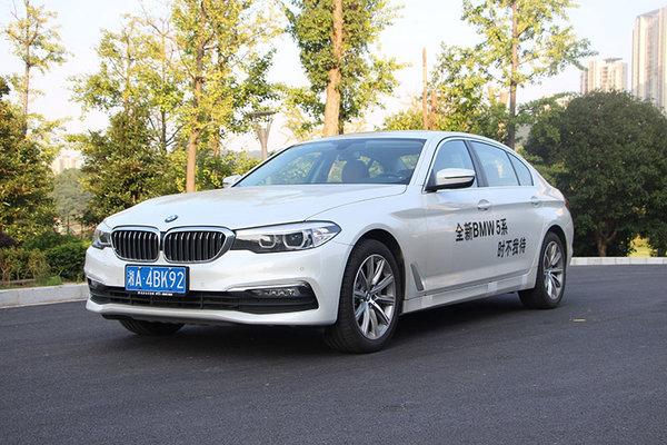 忠于驾驶,全新BMW 528Li试驾-图3