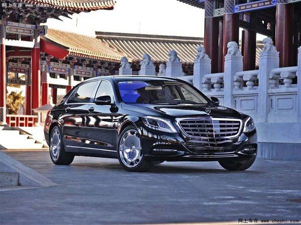 17款奔驰迈巴赫S600 尊贵豪华轿车福利降-图1