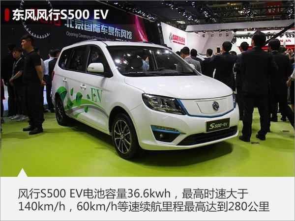 东风风行布局新能源 年内推两款全新车型-图4