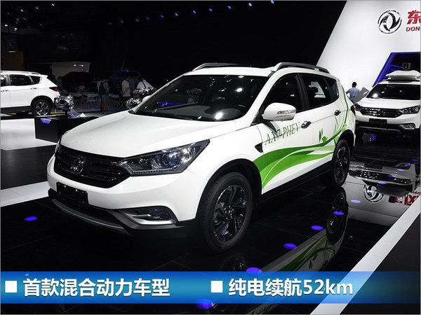 东风风神将推5款车 首款混动SUV年内上市-图5