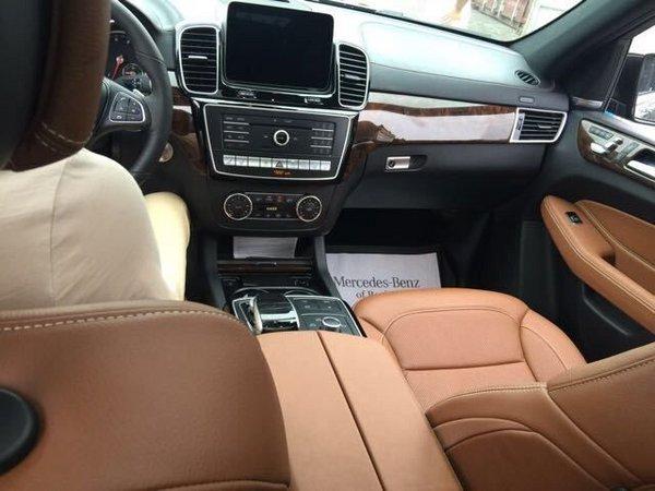 2017款奔驰GLS450 百万全尺寸豪华7座SUV-图4