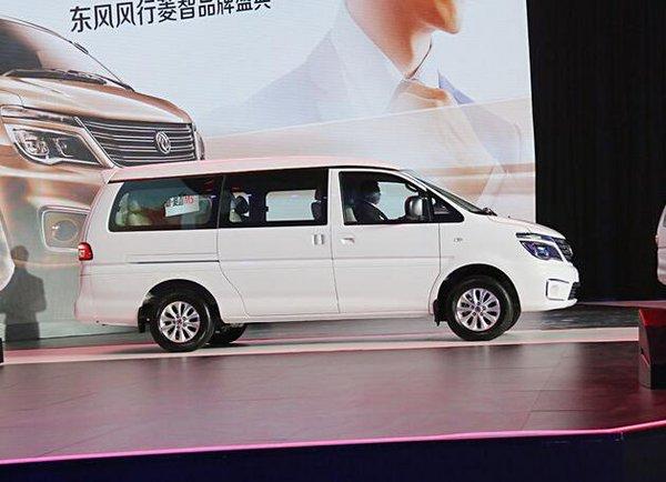 东风风行菱智M5L 7.29万起售大空间上市高清图片