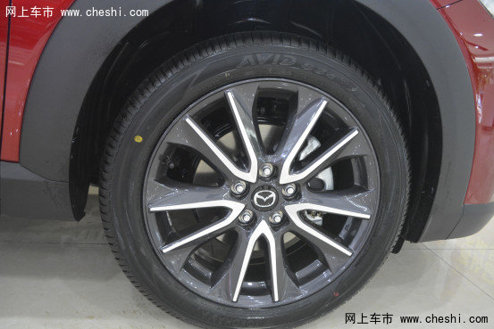 动感马自达CX-3车型国内上市-深圳实拍-图9