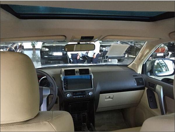 16款丰田霸道2700最新优惠价位可选色