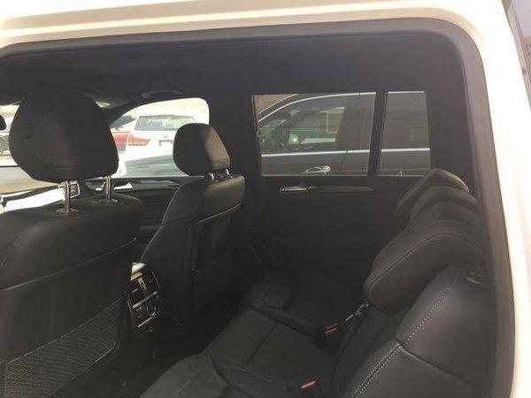 2017款奔驰GLS450 大气越野夏季清凉降价-图7