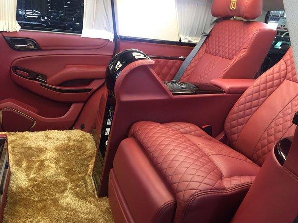 17款GMC商务之星 高配房车升级奢华尽显-图9