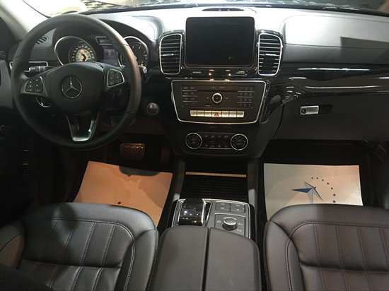 17款美规版/加版奔驰GLS450 现车在售-图4