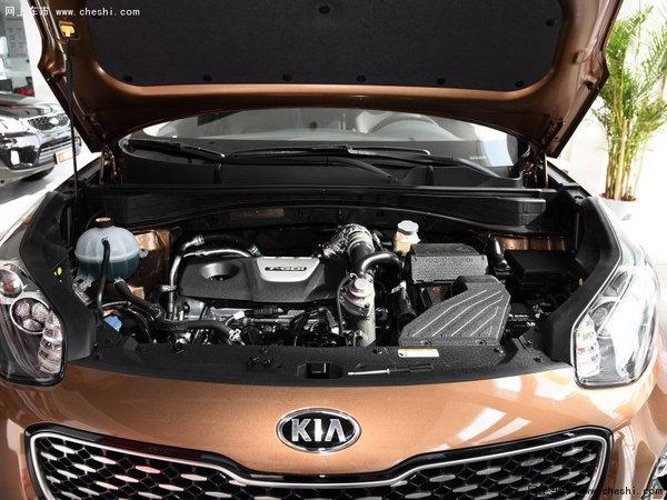 起亚KX5优惠1.4万元 降价竞争大众途观-图4