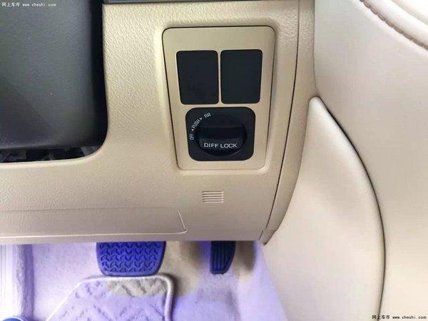16款高丰田酷路泽配4600 天窗八气囊价格-图7