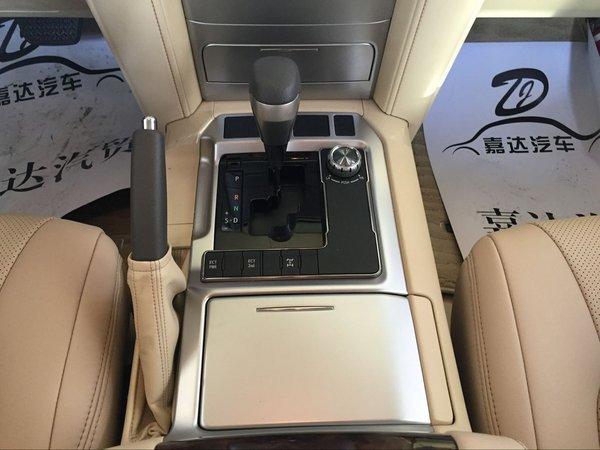 平行进口16款丰田酷路泽4000 中秋速来抢-图6