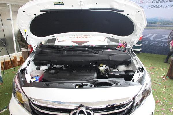 1.5T+6AT 欧尚A800自动挡引爆年末嗨购季-图15