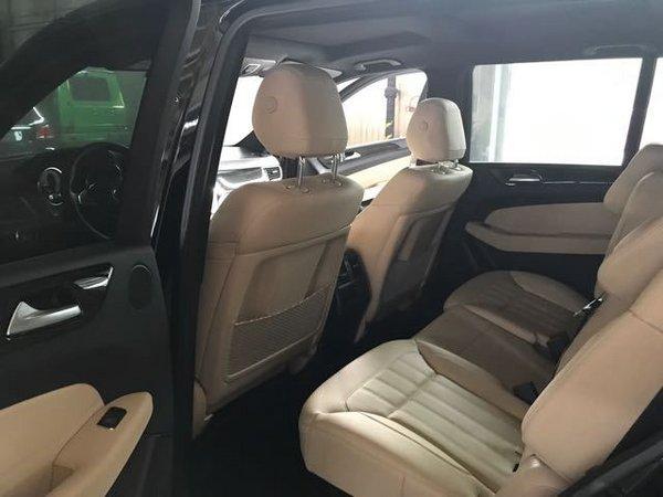 新款奔驰GLS450/63平行进口车现在多少钱-图24