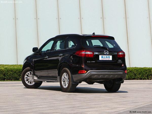 最高只要15万 你就能拥有自动挡7座涡轮SUV-图4