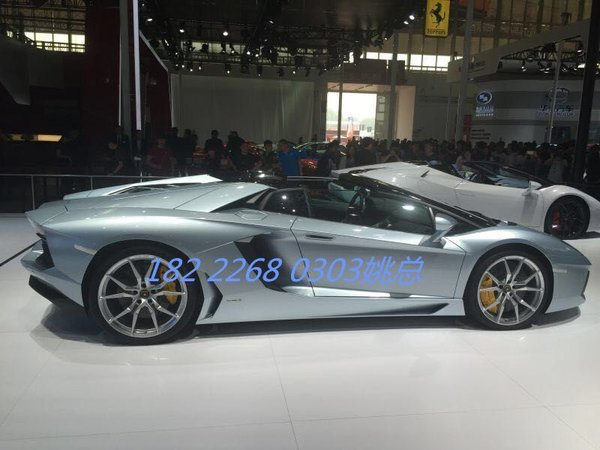 兰博基尼LP700新报价 大型超跑炫酷上线-图5