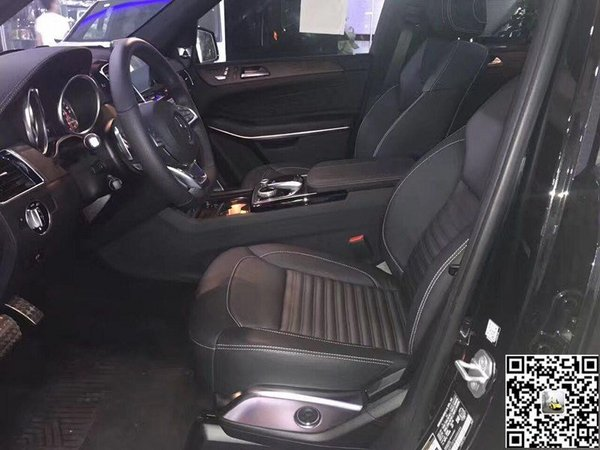 奔驰GLS550报价天津现车手续齐全国落户-图7