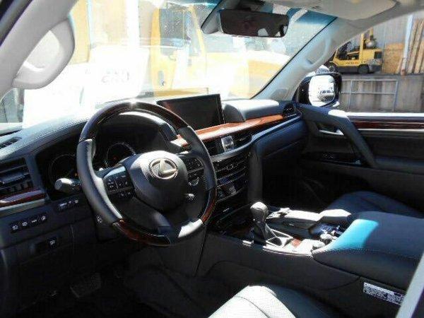 2016款雷克萨斯-17款雷克萨斯LX570 八座至尊SUV天津报价高清图片