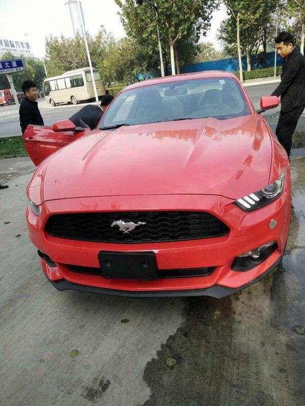 2016款进口福特野马 酷跑野马详配及价格高清图片