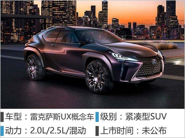 26款SUV本月18日首发/上市 多为国产车-图14