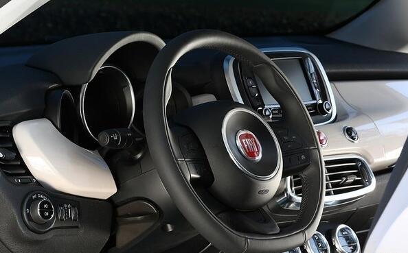 2017上海车展菲亚特500X 未上市前抢先看-图5