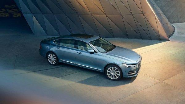 沃尔沃S90定义 新安全 汽车高清图片