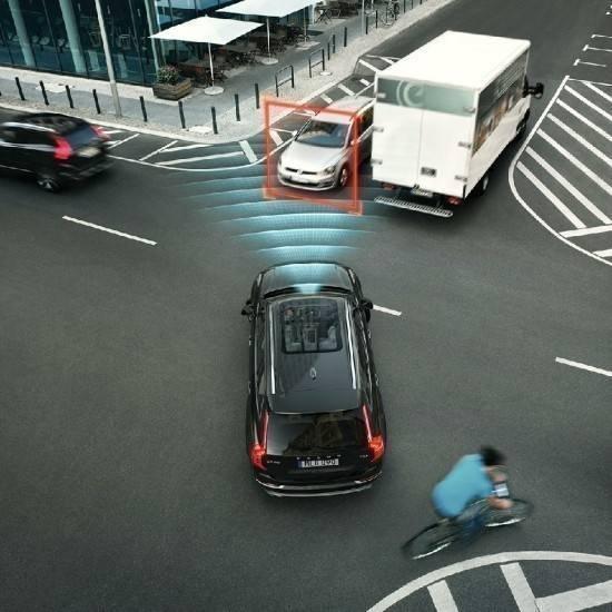 汽车黑科技 沃尔沃XC90的黑科技你能说出几个?-图4