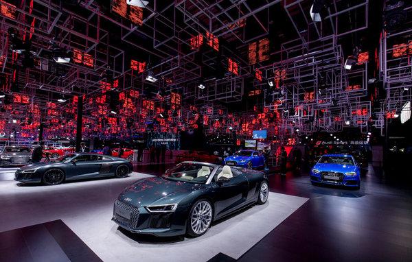 一汽-大众奥迪携20余款车型等上海车展-图3