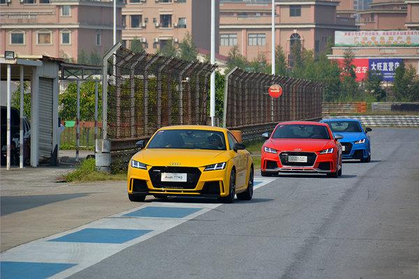 天生热爱速度激情 Audi Sport赛道体验日-图12