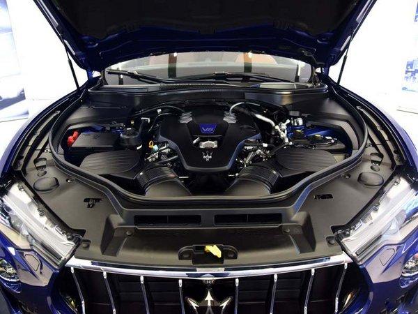 玛莎拉蒂SUV拆箱价格 莱凡特限量秒杀2台-图7