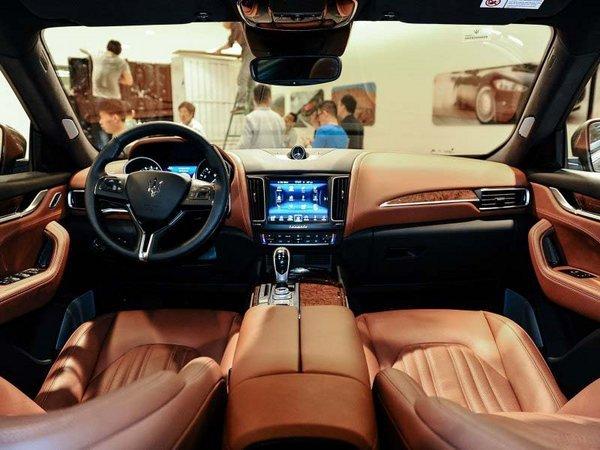 17款玛莎拉蒂莱凡特 3.0T高功率魅力SUV-图5