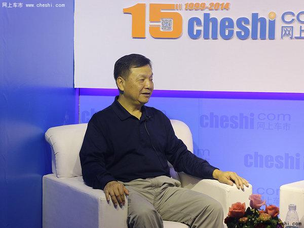 东湖比亚迪总经理周勇军广州车展访谈-图1
