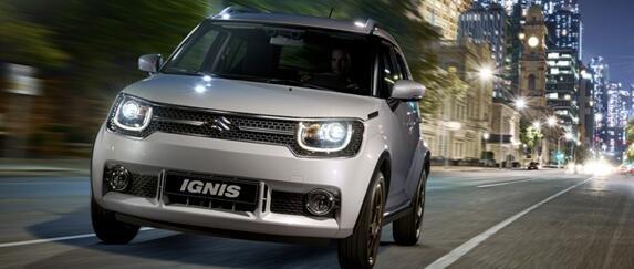 铃木IGNIS小型SUV 预售8月开启/9月入华-图5