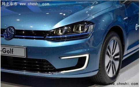 电动高尔夫领衔 多款大众新能源车将上市