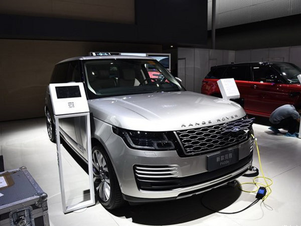千姿百态总有你想要的 广州车展十大SUV盘点-图7