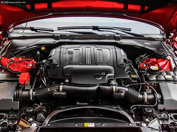 利星捷豹XF(进口) 现车优惠高达12.12万-图4