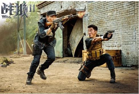 武汉车展8月19-22日 与战狼2一样燃到爆-图1