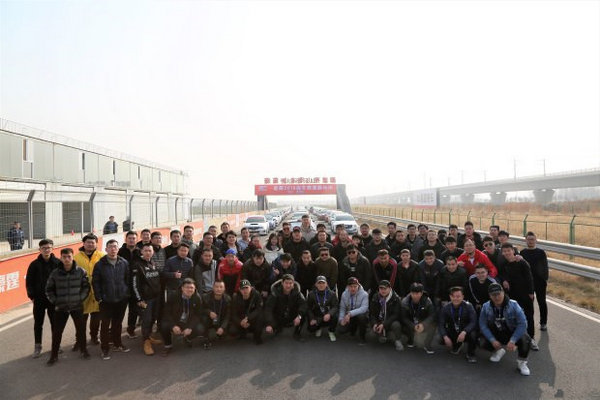 SP+ Racing·豪霆2018房车赛道嘉年华-图3