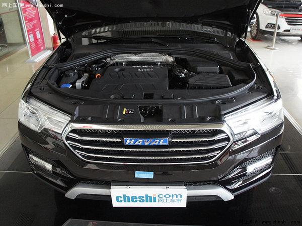 哈弗H7最低售价14.98万元 部分现车在售-图4