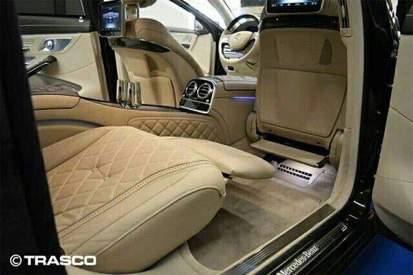 17款奔驰迈巴赫S600 含消费税享独家让利-图9