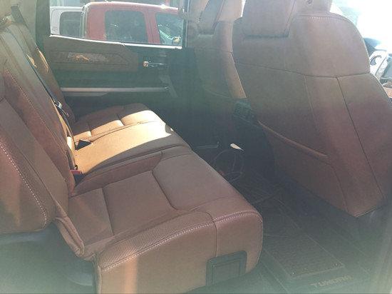 17款丰田坦途皮卡1794  最大块头的皮卡-图6