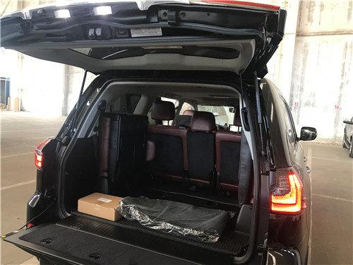 2018款雷克萨斯LX570 全尺寸SUV火热促销-图5