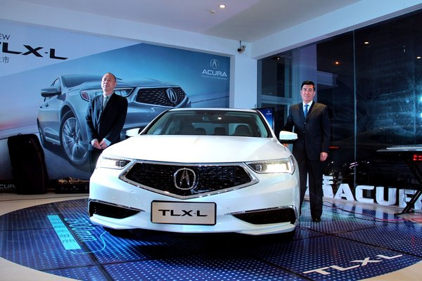 广汽Acura ALL NEW TLX-L石家庄上市会-图9