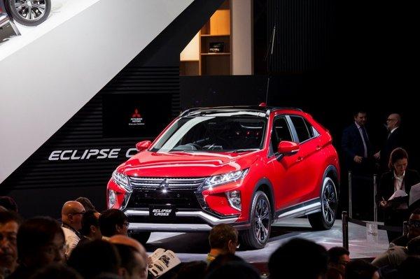 东京车展火热开幕,三菱汽车发布全球品牌战略及新款纯电动概念SUV——e-Evolution-图10