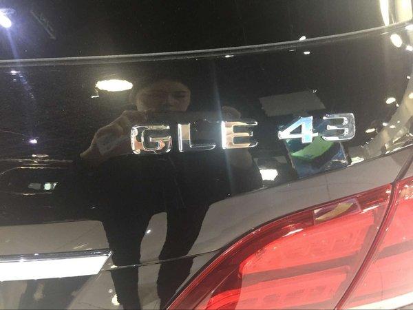2017款奔驰GLE43 AMG配置 现车销售全国-图4