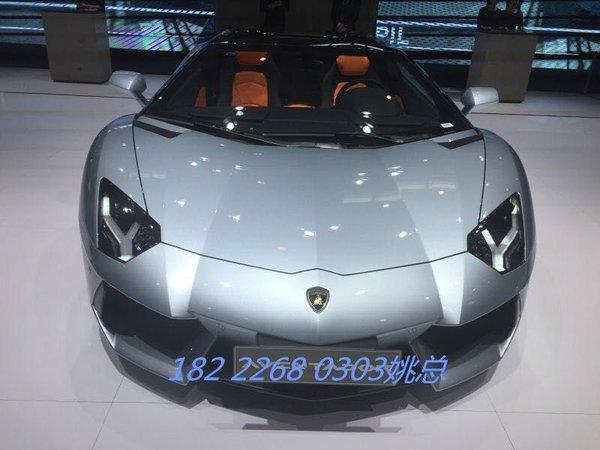 兰博基尼LP700新报价 大型超跑炫酷上线-图4