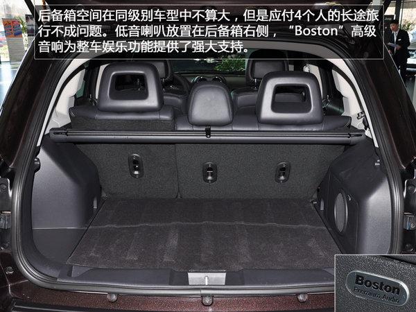 北京吉普指南者4s店 指南者最低17万高清图片
